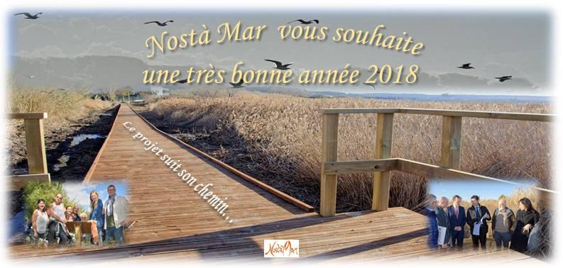 Voeux 2018 Nosta Mar