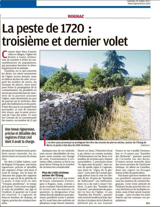 Chroniques de l'histoire de Rognac 290717 fin